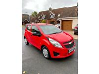 2010 Chevrolet Spark 1.0 petrol - only 26,000 miles & £30 a year road tax! (107, fiesta, aygo, c1,)