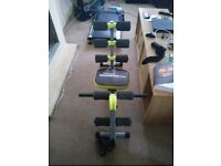 Wonder Core 2 with Rower