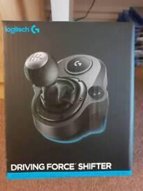 Logitech Driving Force Shifter