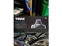 Thule roof rack kit