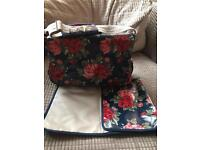 Genuine Cath Kidston baby changing bag