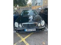 Mercedes Benz e class 320 avantgarde