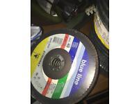 Grinding discs x25