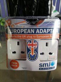 European Adaptors