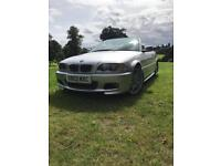 Bmw 320ci M sport convertible automatic **px welcome**