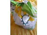 Free size 6 nappies