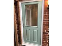 Chartwell Green Composite Back Door
