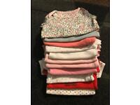 Baby girl clothing bundle (up to 3 month)