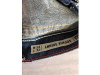 Brand new Ladies Tommy Hilfiger jeans