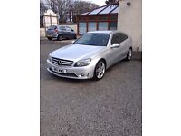 MERCEDES CLC kompresor 2011 low mileage 36200