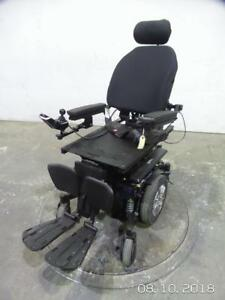 Quantum iLevel Edge 2.0 Power Wheelchair Rehab Electric