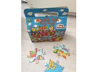 Noah's ark large floor puzzle