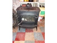 vermont intrepid 2. multifuel/wood burning stove