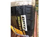 205/55/16 91w tyre new