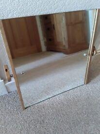 Bathroom Mirror £30