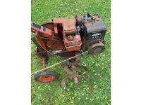 Wolseley Merry Tiller Titan 5hp Briggs and Stratton Petrol Rotavator Cultivator