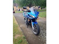 Yamaha Fazer 600, 2010 plate in great condition and extras, 16k miles