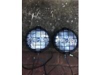 Hella spotlamps