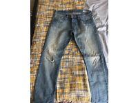 Diesel MyGuy Jeans Waist 30 Leg 30