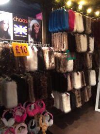Salesperson needed in London Christmas Market