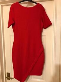 Red Firetrap dress brand new