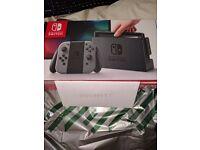 Nintendo Switch Grey £310