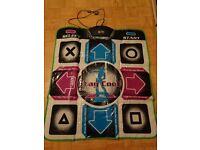 Playstation Dance Mat