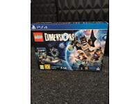 PS4 dimensions lego