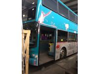 Bus driving or commercial vehicle repairs