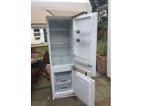 Intergrated 70/30 Fridge Freezer Bomberg