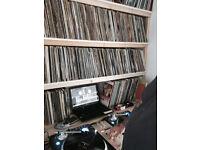 dj decks numark ttx better than technics and complete vinyl collection from 90s