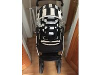 Oyster Max Stroller with Rare Humbug colour pack