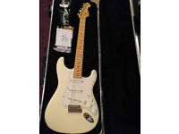 fender american standard strat (2010) for gib les paul