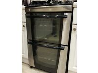 Used Free Standing double oven/cooker Zanussi (Elctrolux) - GAS