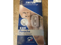 Triton Panache Electric Thermostatic Shower - unused and still boxed