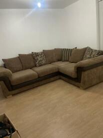 Left corner sofa