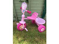 Peppa Pig Toddlers trike tricycle
