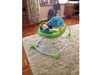 For Sale - Musical Baby walker