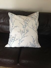 Laura Ashley Cushions - Willow series with covers and pads