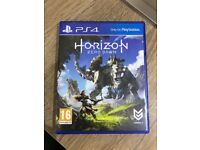 Horizon - PS4 amazing game!