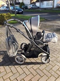 Oyster Max tandem buggy for sale