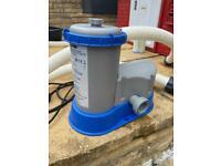 Bestway flowclear 1500 filter pump