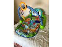 Baby's musical Play Gym