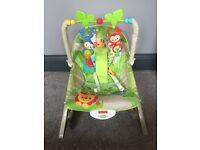 Fisher-Price Rainforest Infant To Todddler Rocker