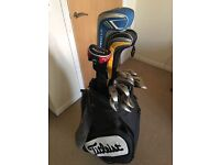 Mizuno Golf clubs & bag - complete set ready to play