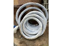 Land drain 30 meter ready wrapped