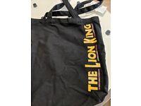 Lion king bag