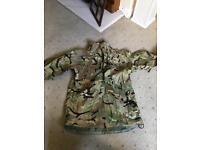 MTP gortex waterproof jacket