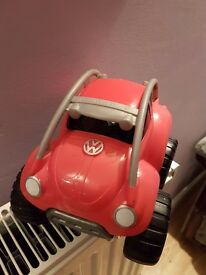 Remote Control VW Bug car