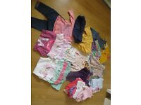 Lovely 6-9 month baby girl blundle - John Lewis, Jo Jo Maman Bebe, M&S, Gap, Next etc